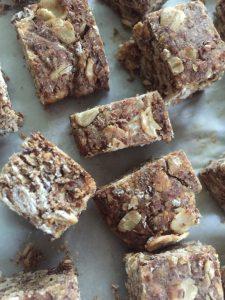 crispy granola oat horse treats